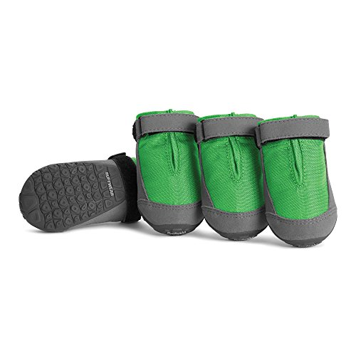 RUFFWEAR - Summit Trex Boots for Dogs, Meadow Green, 2.75 in (70 mm) by RUFFWEAR
