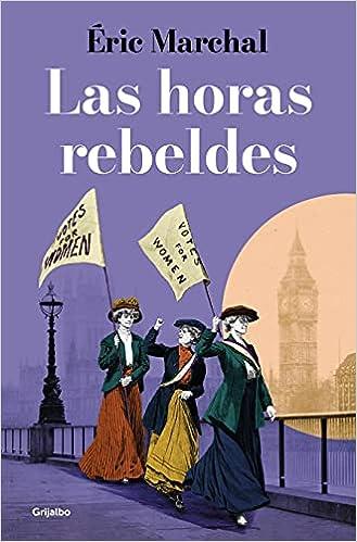 Las horas rebeldes de Éric Marchal