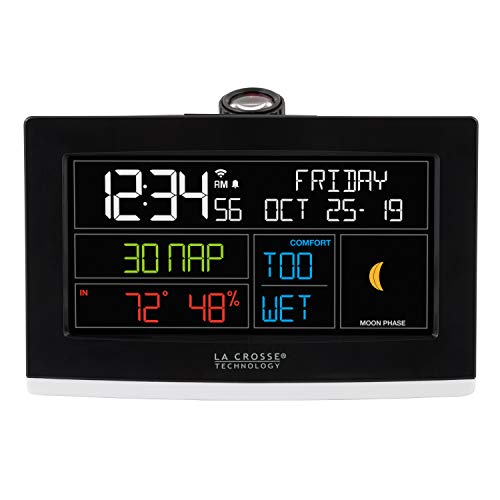 Buy weather alarm clock