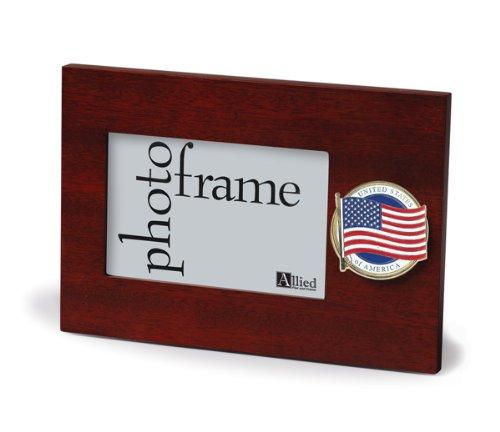 Patriotic Photo Frame (Allied Frame Patriotic Desktop Picture Frame)
