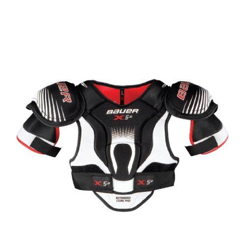 Bauer Vapor X 5.0 Junior Hockey Shoulder Pads, MD