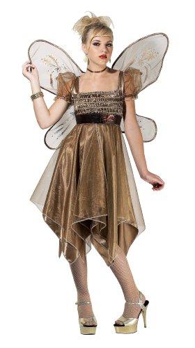 Metallic Copper Fairy Pre-Teen Costume Size (Metallic Copper Fairy Costume)