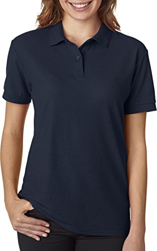 Gildan - Ladies DryBlend Double Pique Polo Shirt - -
