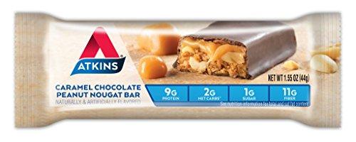 Advantage Caramel Bar Chocolate Peanut Nougat 5 bars: Amazon.es: Salud y cuidado personal