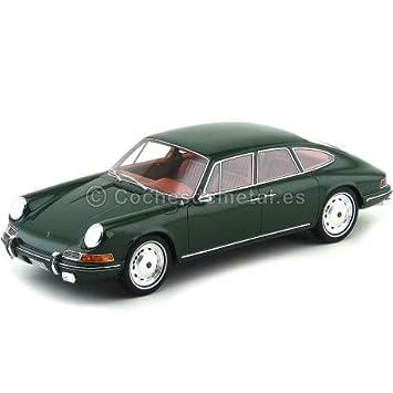 1967 Porsche 911S Troutman-Barnes Dark Green 1:18 BoS-Models 060: Amazon.es: Juguetes y juegos