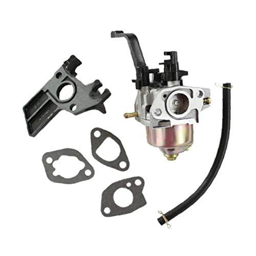 Romote Carburetor with Gasket for LCT CMXX MAXX 208cc Gasoline Engine EZ-CMXX208-C 20824011 Lawn Mower Replacement Parts (208cc Lawn Mower)