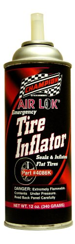 Champion Nozzle (Champion Brands 4086K AirLok Tire Sealant with Nozzle - 12 oz.)