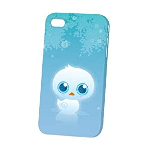 THYde Case Fun Apple ipod Touch4 Case - Vogue Version - D Full Wrap - White Duck by DevilleART ending