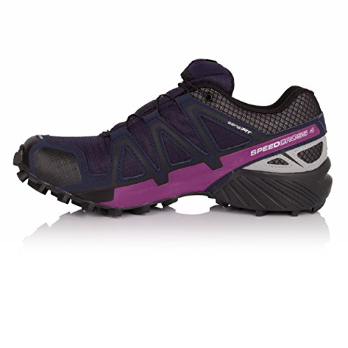 Blue Trail Speedcross Chaussures Navy Nocturne W GTX Salomon de 4 Femme O6Awqdv