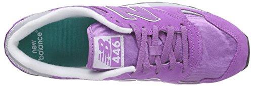 New Balance U446V1 - Zapatillas Hombre Morado (Purple)