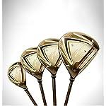 WYSTAO-Golf-Club-Set-with-Stand-Bag-Mens-GraphiteGolf-Club-Set-with-Bag-5-Piece