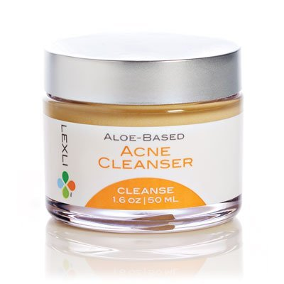 Lexli Acne Cleanser With Salicylic Acid | Face Cleanser Specially Formulated For Oily Skin | Gentle Cleanser With Soothing, Pharmaceutical-grade Aloe For Acne-free Complexion | 1.6 Oz
