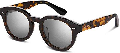 Toms Womens Bellevue Sunglasses, Size: O/S, Color: Dark Tort - Sunglasses Bellevue