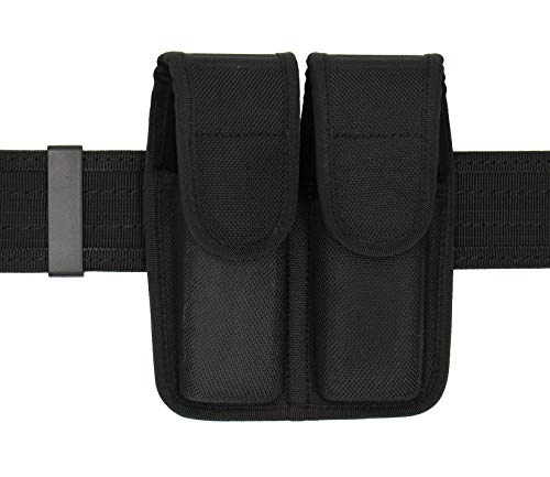 King Holster Tactical Double Magazine Pouch fits Ruger Security-9 | SR9 SR40 SR45 SR1911 | LC9 | EC9 (Ruger Sr40 Ammo)