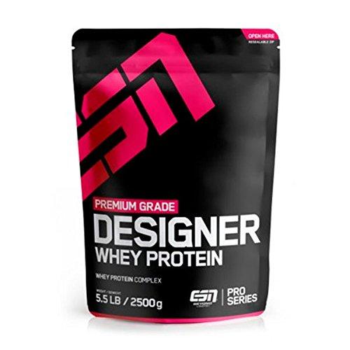 ESN Designer Whey Protein - 2,5 Kg Chocolate: Amazon.es: Alimentación y bebidas