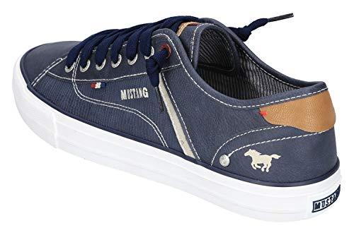 Scarpe Blau Mustang sportive Low Men 0qnBXU