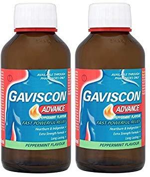gaviscon advance peppermint - 2