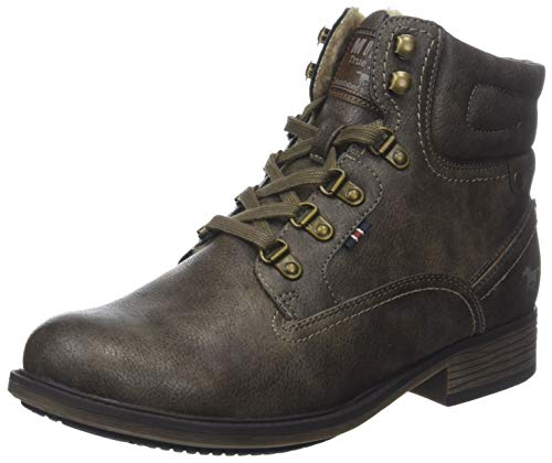 Homme Mustang Marron Booty cigar 387 Bottes Bottines amp; Classiques qgpgnHx