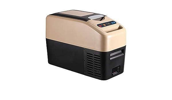 Amazon.es: KUNFINE DC 12V / 24V Refrigerador de Coche 16L ...