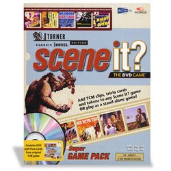 UPC 027084258981, Scene It? DVD Game: Turner Classic Movie Edition Expansion Pack