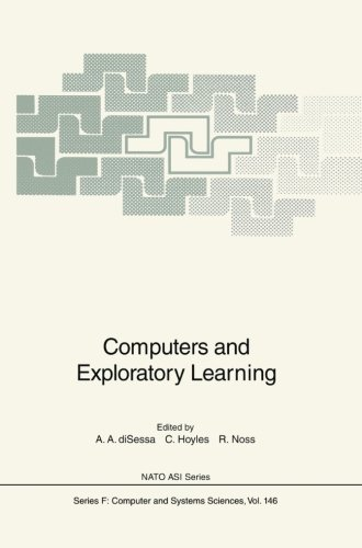 Computers and Exploratory Learning (Nato ASI Subseries F:) (Volume 146)