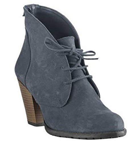 Best stringate Connections donna donna Scarpe per blu Stiefelette grgwnq6d8