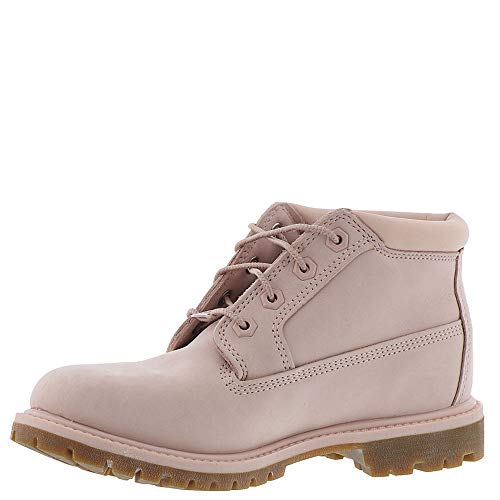 Nellie Chaussures Timberland Chukka It Rose Pink Chintz TrTn1
