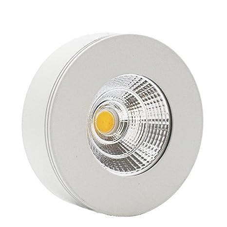 pretty nice 5f4ba e7945 LEDIARY 5W White Round LED Mini Downlight Surface Mounted ...