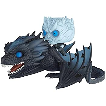 Funko Pop Rides Mounted White Walker #60 Game Of Thrones Exclusive Rare Limited