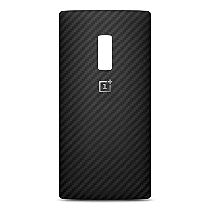 separation shoes 7b0ec cd3ad OnePlus 2 Karbon StyleSwap Cover (Black)
