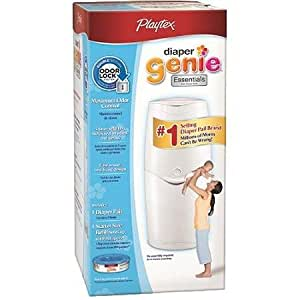 Amazon.com : Playtex Diaper Genie Essentials Pail with
