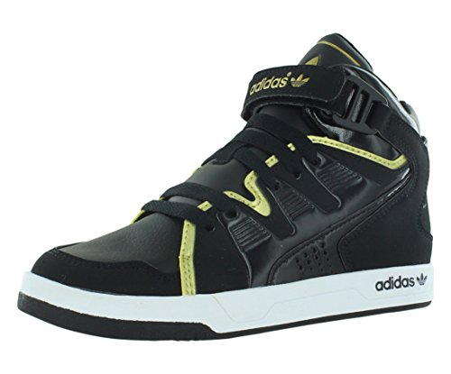 adidas MC-X I Boys Sneakers Size US 5, Regular Width, Color Black/Gold by adidas