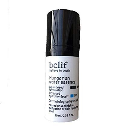 - BELIF Hungarian Water Essence Deluxe Travel Size 10ml /.33 fl oz