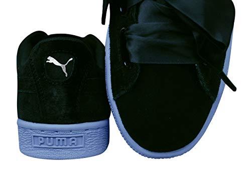 NS Sneakers Basses Heart Schwarz Puma Basket Femme qHwFxTnEA