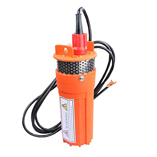 Dc 24V Submersible Deep Well Water Pump  Alternative Energy Solar  Battery