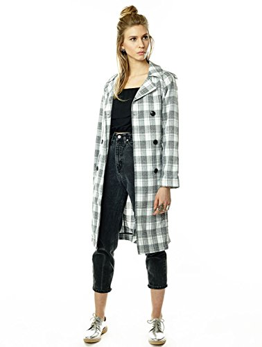 Trench Glamorous Laela A Carreaux Femme