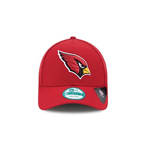 3a9e9ee2c55820 Bueno wreapped Gorra New Era – 9Forty Nfl Arizona Cardinals The League rojo