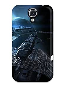 9140720K61932313 Awesome Eve Online Flip Case With Fashion Design For Galaxy S4