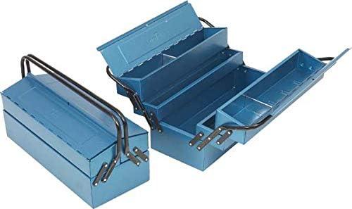 Faherma Cmf-500-3 - Caja metálica de 3 compartimentos ...
