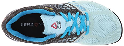 Far Training Out Reebok 0 Shoe Black Breeze Crossfit Women's Nano 5 Cool Blue wvROf