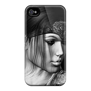 Iphone High Quality Cases/ Brunette Fantasty Beauty JYn48270wLhs Cases Covers For Iphone 6