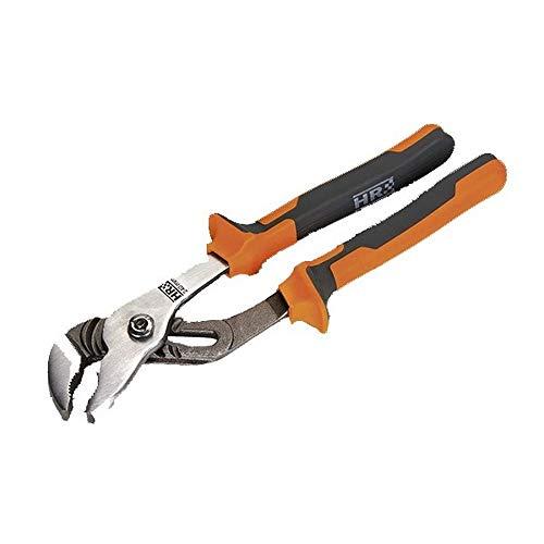 HR 170540 - Alicates ajustables pico de loro HR High Resistance DIN 8976 Cr-V 240 mm con mangos bimaterial: Amazon.es: Bricolaje y herramientas