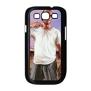 Grand Theft Auto V Samsung Galaxy S3 9300 Cell Phone Case Black xlb2-323330