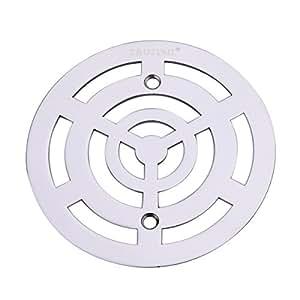 Trustmi 4 1 4 Inch Screw In Shower Floor Drain Grate
