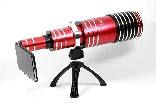 Teleskop fürs handy: pearl handyhalter auto kfz smartphone ständer