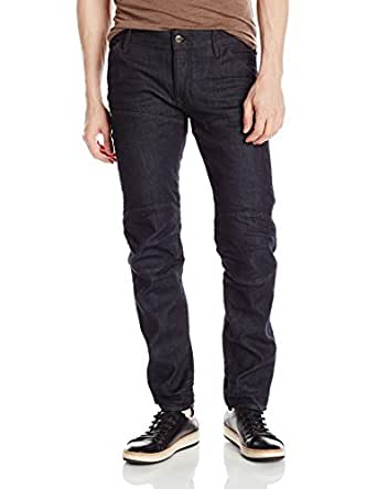 G-Star Raw Men's 5620 Deconstructed 3D Low Tapered Cerro Stretch Jean Raw, 3D Raw, 31W x 32L