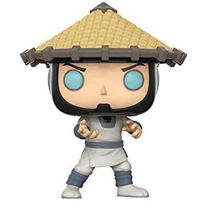 Funko Pop Games: Mortal Combat - Raiden (Styles May Vary) Collectible Vinyl Figure: Funko Pop! Games:: Toys & Games