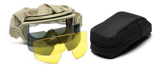 Smith Optics Elite Outside the Wire Goggle Deluxe Kit, Gray/