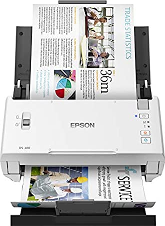 Epson WFDS410 - Escáner de Documentos en Color A4 (Capacidad de ...