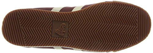 Gola Mens Moda Moda Harrier Burgundy / Ecru